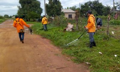 Intensifican limpieza en barrios de Campo 9 – Prensa 5