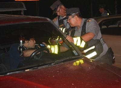 A Patrulla Caminera no interesa evitar los accidentes de tránsito