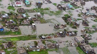 200.000 personas afectadas por ciclón e inundaciones en Zimbabue