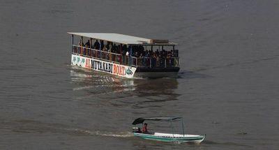 Irak: al menos 54 muertos y 28 desaparecidos en naufragio de un ferry
