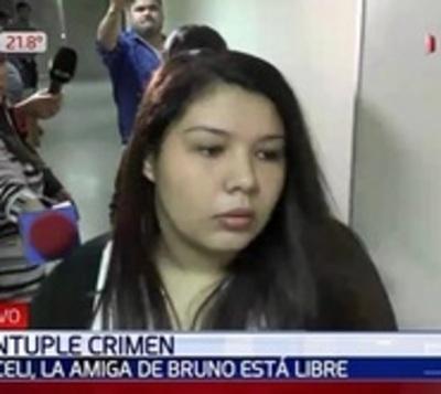 Caso quíntuple crimen: Araceli Sosa recupera su libertad