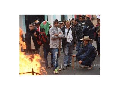 Campesinos retomarán movilizaciones
