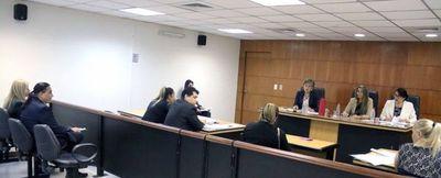 Inspectoría controla inicio de los juicios orales