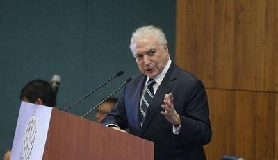 Detienen a Michel Temer, expresidente de Brasil