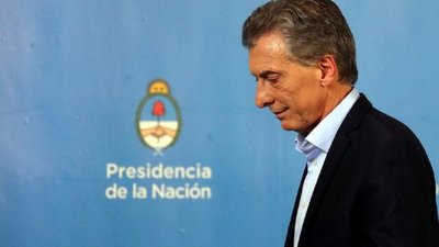 """Macri dice que """"no es verdad"""" que Argentina esté condenada al fracaso"""