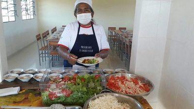 Almuerzo escolar aún no llega a Alto Paraguay