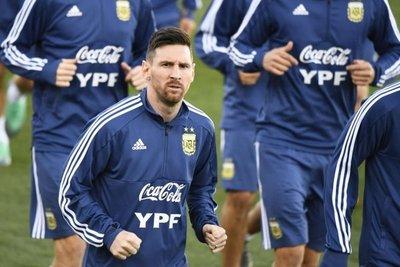 Scaloni confirma que Messi jugará