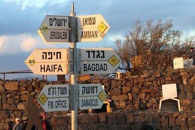 """Trump dispuesto a reconocer """"plena soberanía"""" de Israel sobre Altos del Golán"""