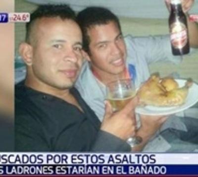 Buscan a hermanastros tras seguidilla de robos millonarios