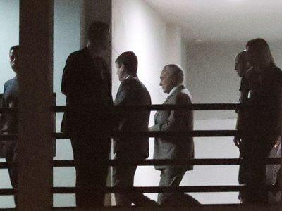 """Temer, detenido como presunto jefe de """"organización criminal"""" en Brasil"""