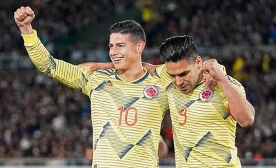 HOY / Falcao da el triunfo a Colombia ante Japón en el debut de Queiroz
