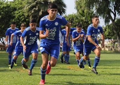 Albirroja sub 17 debuta en Sudamericano ante Brasil