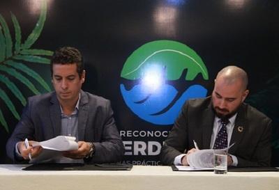 Lanzan reconocimiento para empresas que cuiden el ambiente