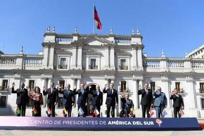 Paraguay protagonista en el PROSUR