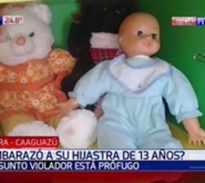 Hombre embarazó a su hijastra de 13 años tras abuso sexual