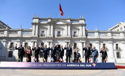 HOY / Paraguay oficializa ingreso a Prosur junto a la mayoría de Sudamérica, Unasur extinguida