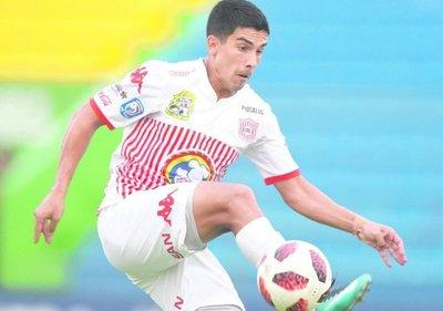 Orteman recupera a su goleador