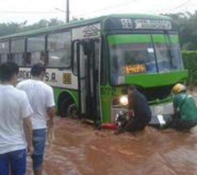 Departamento Central es declarado en emergencia tras temporales