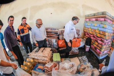Gobierno verificó zonas inundadas de Concepción y garantiza asistencia a damnificados