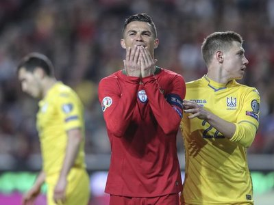 El regreso de Cristiano no le basta a Portugal