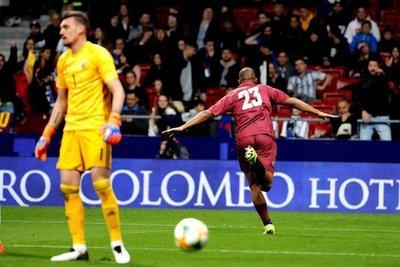 Venezuela gana en el regreso de Messi