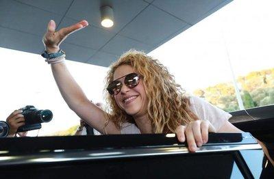 Shakira citada a declarar por supuesto fraude fiscal