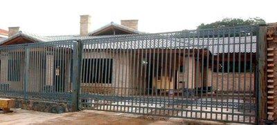 Residencia de un aduanero condenado ya es del Estado