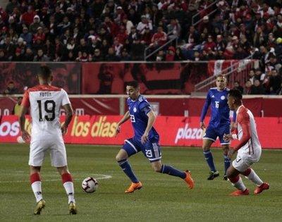 Paraguay cae pero deja una buena impresión – Prensa 5