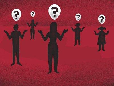 Quién busca a desaparecidos