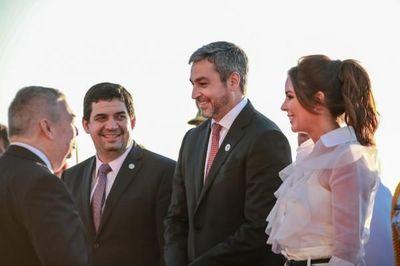Mario Abdo destaca acuerdos bilaterales en favor del Paraguay