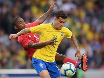 Brasil se estrella contra Panamá y no pasa del empate