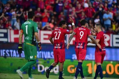 Cerro encontró la magia de los goles
