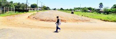 Obras de ampliación de la Ruta 3 ya tienen 4 años y están paralizadas