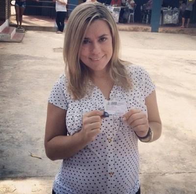 Lizarella Valiente tuvo parto prematuro, sacaron al bebé de urgencia, ambos están en terapia.
