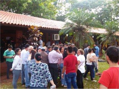Comenzaron las esperadas internas municipales en Ciudad del Este