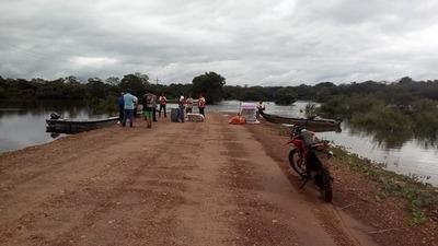 Alrededor de 44.500 damnificados por inundaciones en varias zonas del país