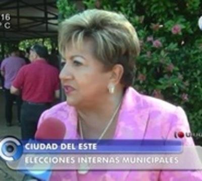 Internas en CDE: Resultados se tendrían a las 19.00