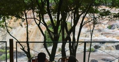Pdte. Franco: Saltos Monday habilitó restaurante