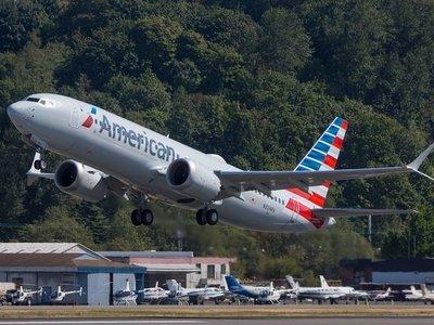 American Airlines cancela vuelos por crisis del 737 Max