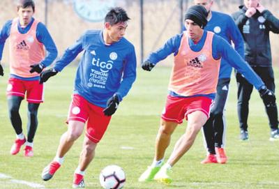 Paraguay apunta al duelo contra México