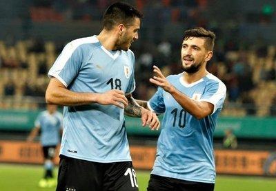 Uruguay es campeón en China