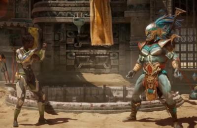Mortal Kombat 11 revela a Kotal Kahn y Jacqui Briggs
