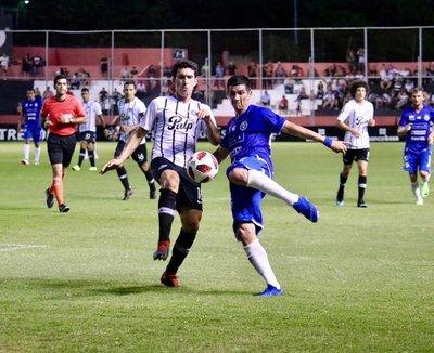 Libertad sede empate ante Sol en Tuyucuá