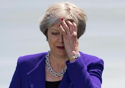 Otra semana crucial para el Brexit y el futuro de Theresa May