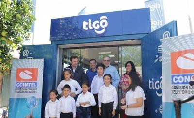 HOY / Conatel y Tigo ampliarán conectividad en el Chaco paraguayo