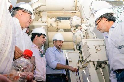 Paraguay inicia trabajos de adecuación para utilizar más energía de Yacyretá