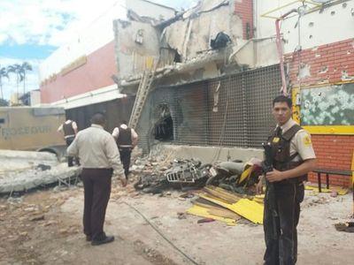 Acusan a militar que habría ayudado a escapar a asaltantes de Prosegur