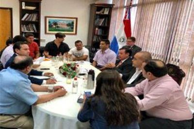 Frente Parlamentario Contra el Hambre liderará mesa de dialogó con sin tierras