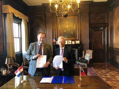 Paraguay y Chile acuerdan cooperación técnica en sector económico