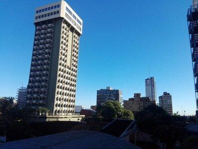 Anuncian un martes fresco a cálido y con precipitaciones dispersas en Asunción